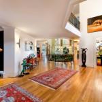 Tall, Elegant, Open & Bright Hallways